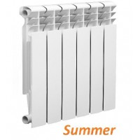 Биметаллические радиаторы Summer
