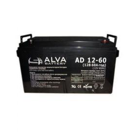 Аккумуляторная батарея AD12-60 ALVA