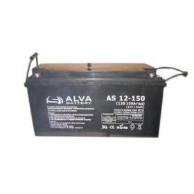 Аккумуляторная батарея AS12-150 ALVA
