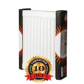 Стальной радиатор Teplover premium 1000х500 нижнее подключение