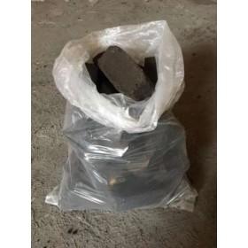 Торфяные брикеты производства г. Ровно в мешках по 30 кг.