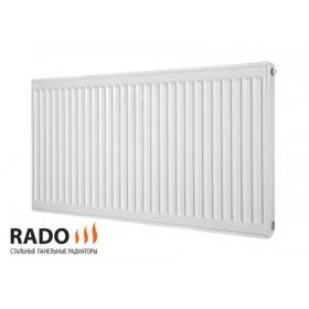 Стальной радиатор 500-1000 тип 22 Rado (Украина)