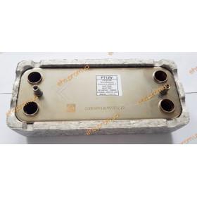 17B1901226 Теплообменник вторичный  ARISTON UNO , FONDITAL TAHITI / PICTOR