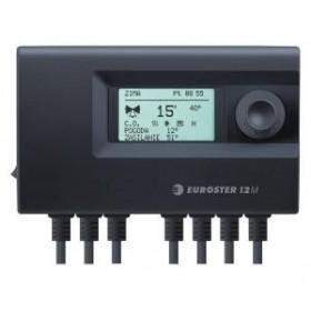 Euroster 12M - погодозависимый контроллер отопительного контура