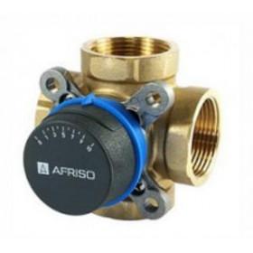 "Четырехходовой клапан Afriso ARV 484 DN 25 1"" kvs 12 (арт. 1348400)"