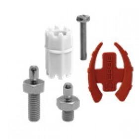 Переходник Esbe для приводов ARA 600, CRA 110, CRB 100 на клапаны серии VRG, VRB, G, MG, F (арт. 16000500)