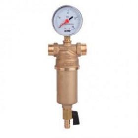 """Самопромывной фильтр для воды Icma 1 1/2"""" (арт.750)"""