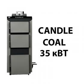 Котел длительного горения Candle COAL 35 кВт