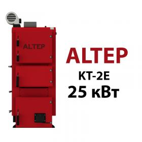 Котел длительного горения Альтеп (КТ-2Е) 25 кВт