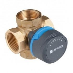 """Четырехходовой клапан Afriso ARV ProClick 484 DN 25 1"""" kvs 10 (арт. 1348410)"""