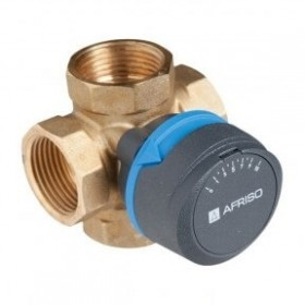 """Четырехходовой клапан Afriso ARV ProClick 486 DN 40 1 1/2"""" kvs 25 (арт. 1348610)"""