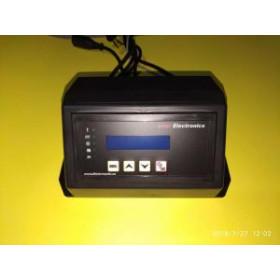 Автоматика для твердотопливных котлов Inter Electronics IE-72 PID v3 T2 три насоса (1.1.6)