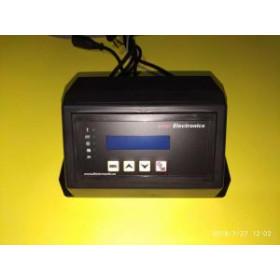 Автоматика для твердотопливных котлов Inter Electronics IE-72 PID v4 T2 три насоса, доп. дат (1.1.6)