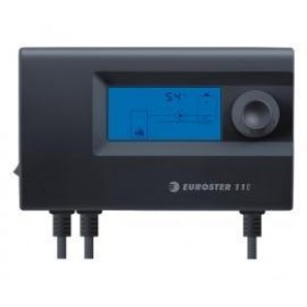Euroster 11E - контроллер насоса Ц.О. или зарядного насоса бака-аккумулятора ГВС