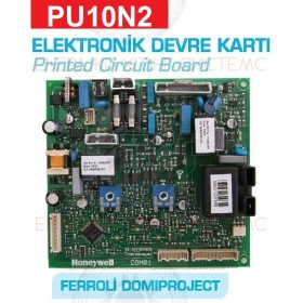 Ferroli Domiproject MAINBOARD Honeywell DBM01A  Б/У , Оригинал, Есть Гарантия