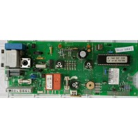 Bosch Smart 24 cdi 28 cdi MAINBOARD Worcester 8748300 Б/У , Оригинал, Есть Гарантия