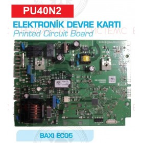 Baxi ECO5 MAINBOARD Honeywell Б/У , Оригинал, Есть Гарантия