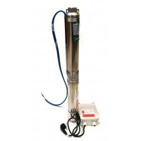 Погружной скважинный насос SHIMGE 3SGm2.5/10 370Вт Hmax=41м Qmax=3,6куб.м/час