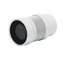 Гофра ANI Plast К821R для унитаза d 110 мм, длина 230 мм - 500 мм