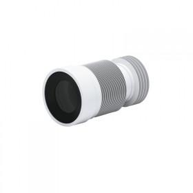 Гофра ANI Plast К828R для унитаза d 110 мм, длина 230 мм - 500 мм