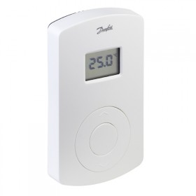 Комнатный термостат Danfoss CF-RF 5-35°С 088U0215