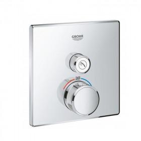 Grohe Grohtherm SmartControl 29123000 термостат для скрытого монтажа на 1 выход