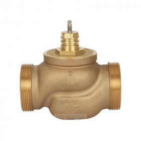 Клапан двухходовой регулирующий Danfoss VF2 20 065Z0176