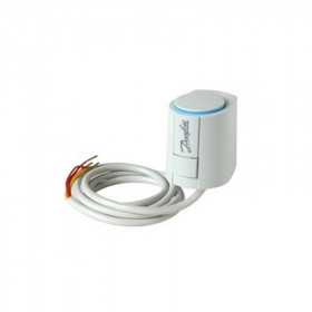 Сервопривод Danfoss ABN A5 NC с адаптером 082F1152