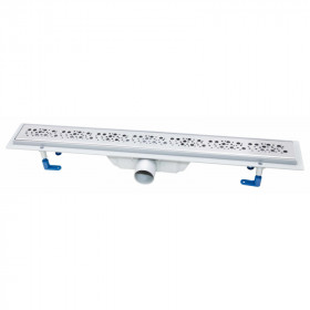 Линейный трап Q-tap Dry FC304-700 с сухим затвором 700 мм