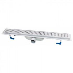 Линейный трап Q-tap Dry FB304-700 с сухим затвором 700 мм