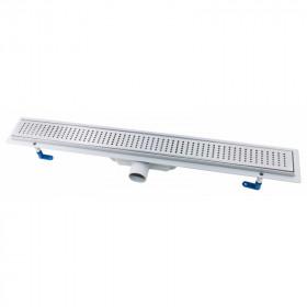 Линейный трап Q-tap Dry FB304-800 с сухим затвором 800 мм