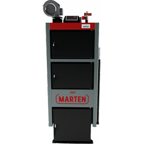 Твердотопливный котел длительного горения Marten Comfort MC-50