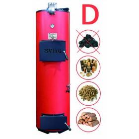 Дровяной котел верхнего горения SWaG 10 кВт D