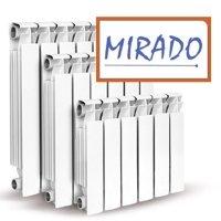 Биметаллический радиатор Mirado 96/500 (10 секций)