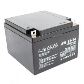 Аккумуляторная батарея AW12-24 ALVA