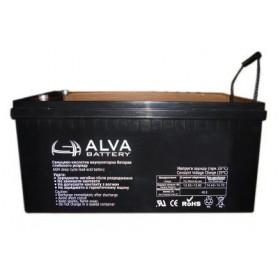 Аккумуляторная батарея AD12-100 ALVA