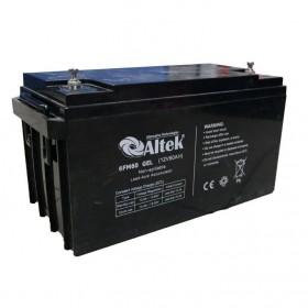 Аккумуляторная батарея 6FM60GEL Altek