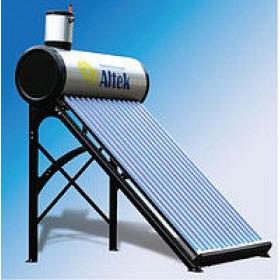 Солнечный коллектор термосифонный SD-T2-10 Altek (безнапорный)