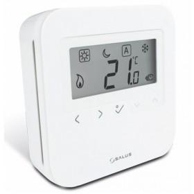 """Недельный программатор Salus HTRP230 для систем отопления """"теплый пол"""""""