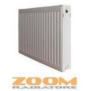 Стальные радиаторы ZOOM