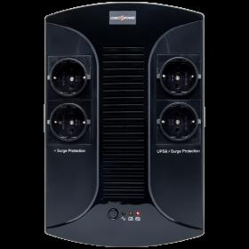 ИБП линейно-интерактивный LogicPower LP 650VA-PS