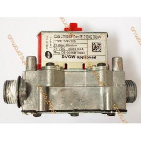 Газовый клапан BERTELLI PARTNERS B&P DVGW SGV100