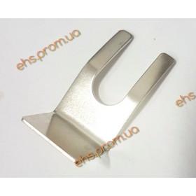 Клипса Электропривода 8 mm. Зажим оцинкованный металлический пластинчатый микропереключателя