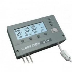 Auraton S14 (многофункциональный контроллер для твердотопливных котлов)