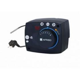 Привод-контроллер Afriso ACT 443 с ф-цией управл. насосом, 230В, 120 сек., 6 Нм, 0..+99°С (арт. 1544300)