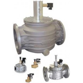 Клапан электромагнитный Madas н/з F DN 200 Т=-20…+60°С Py=500мбар (арт. M16/RM N.C.)
