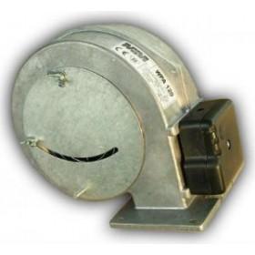 Нагнетательный вентилятор MplusM WPA 120 (с заслонкой)