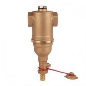 """Фильтр Icma для закрытых систем отопления и кондиционирования 1"""" 1/4 (арт.745)"""