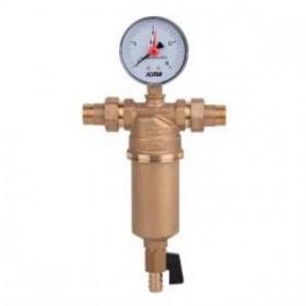 """Самопромывной фильтр для воды Icma 1"""" 1/4 (арт.751)"""