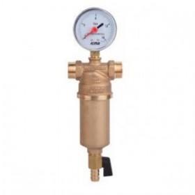 """Самопромывной фильтр для воды Icma 1/2"""" х 3/4"""" (арт.750)"""